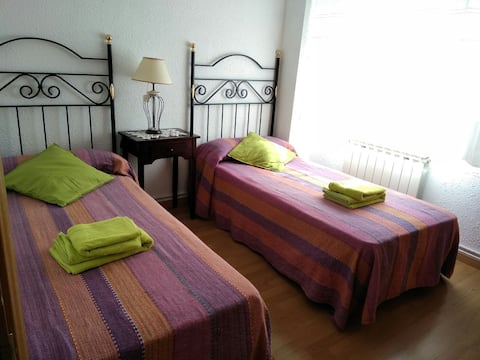 Piso en Actur, 4 habitaciones ideal familias