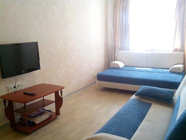 Апартаменты на Богдана Хмельницкого - Ivanovo - Byt