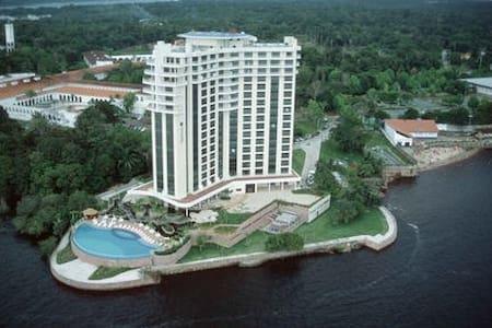 FLAT LEASE IN Ponta Negra - Manaus - Apartmen perkhidmatan