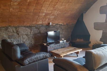Casa rural con espacio y tranquilidad - Gironella