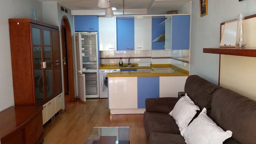 Beautiful flat in the city center of Alicante