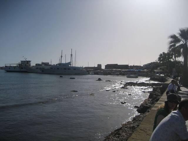 Paphos Bay