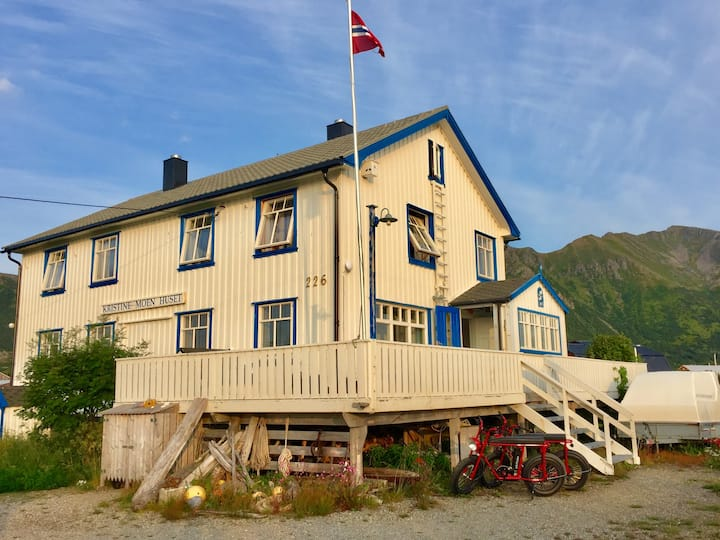 Lofoten B&B Room Krakebolle