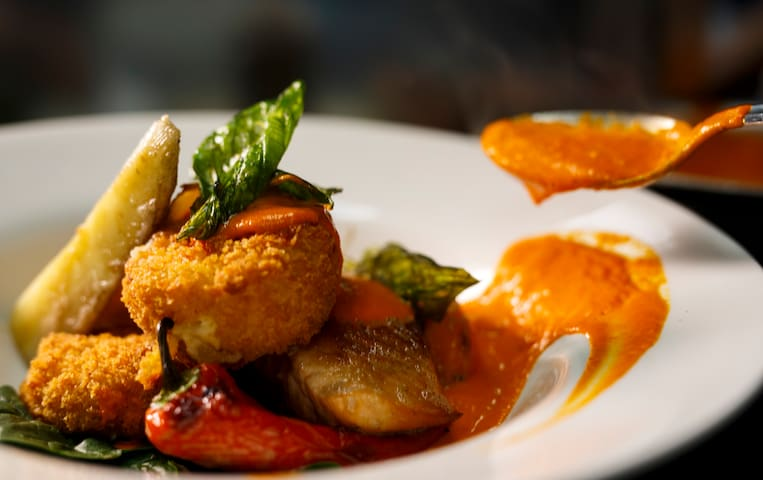 Acclaimed bistro at your doorstep