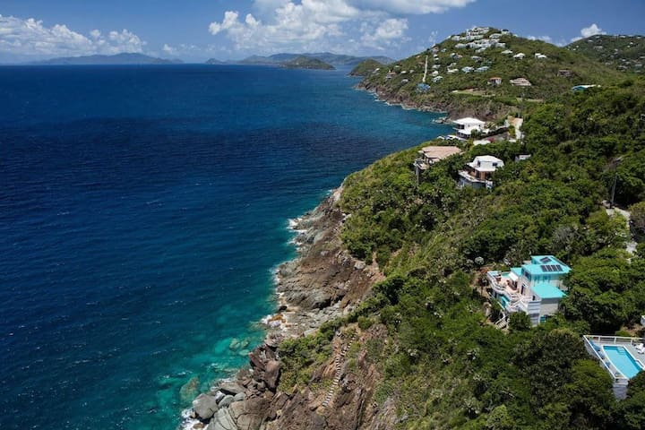 Turquoise Cove - A Stunning Oceanfront Villa