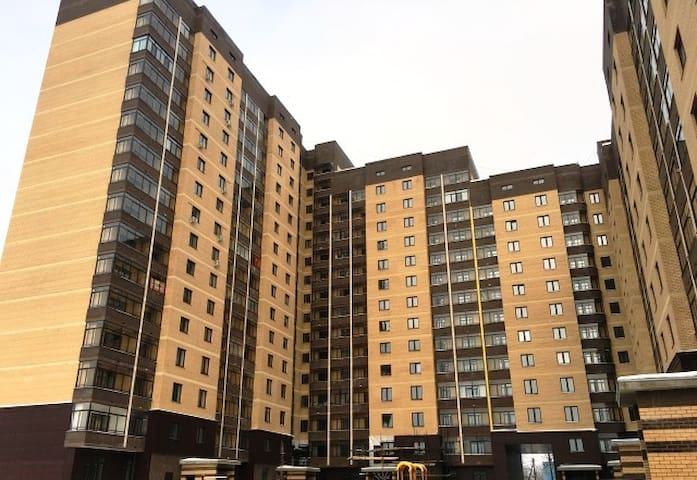 Апартаменты с отдельной спальней - Dmitrov - Daire