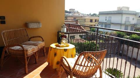 A pochi passi da Amalfi,  Salerno e Pompei