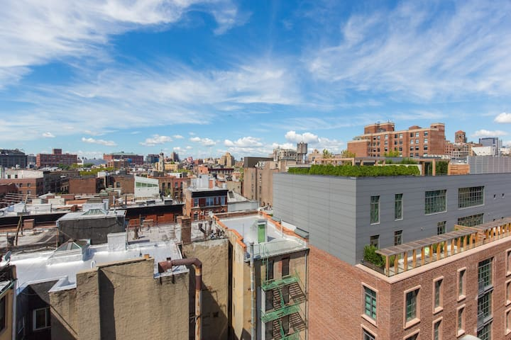 Penthouse 4Beds-3Baths-Soho/West Village--Terrace. - New York - Wohnung