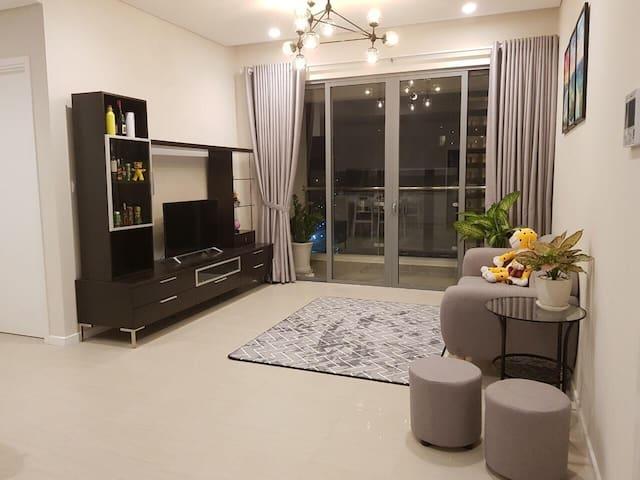 Diamond Island Entire apartment District 2
