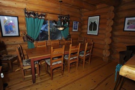 Longhorn Chalet - Haus