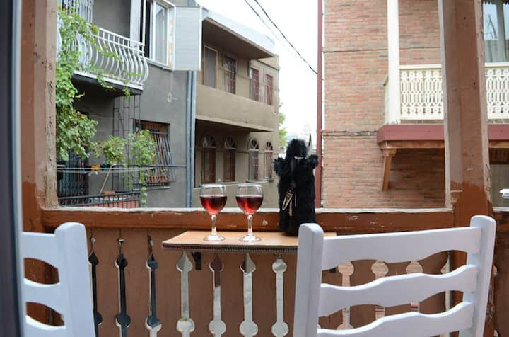 Nest in the heart of Tbilisi