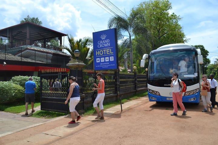 Grand Crown - Anuradhapura - Anuradhapura - Bed & Breakfast