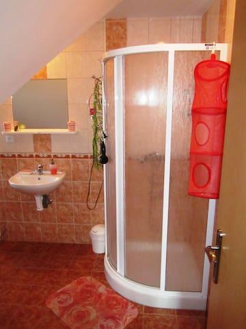 Bathroom (Yellow room)