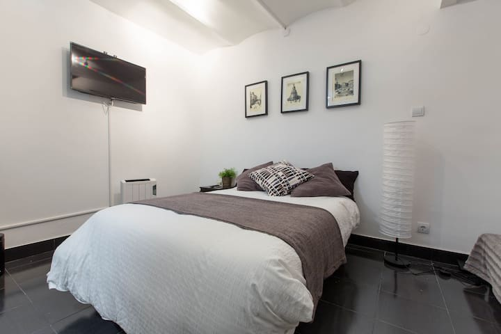 Basement in the heart of Madrid - Madrid - Leilighet