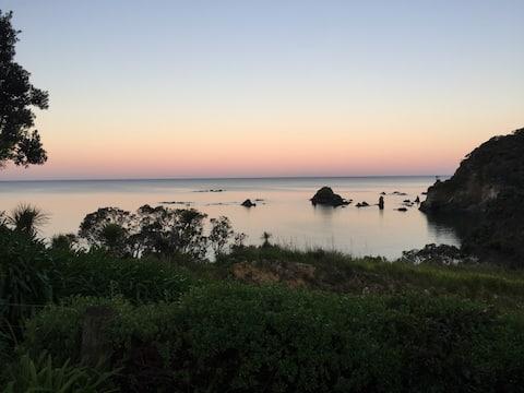 Taupiri Bay Bach, Bay of Islands. Northland NZ