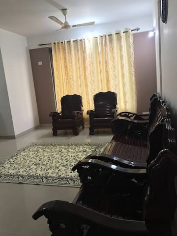 2 BEDROOM FULLY FURNISHED APARTMENT AT BEST RATE - Socorro - Mobilyalı daire