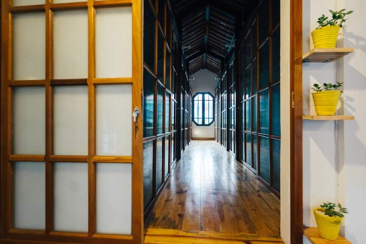 a-mâze house - attic room No.6