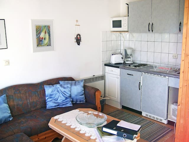 2-room bungalow Zadelsdorf for 2 persons in Zeulenroda - Zeulenroda