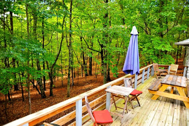 Cottage At Pirates Cove, pet friendly, & private. - Columbus - Cabana