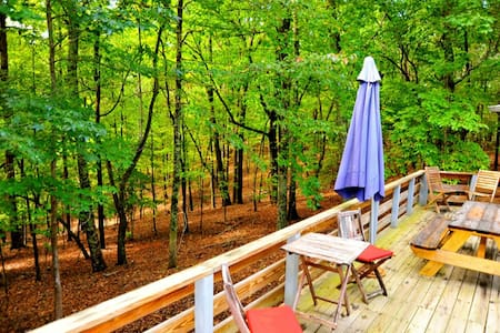 Cottage At Pirates Cove, pet friendly, & private. - Columbus