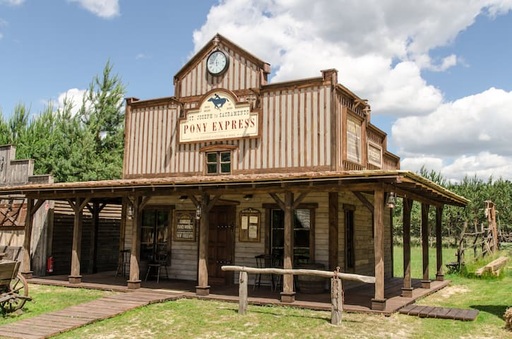 Pony Express station