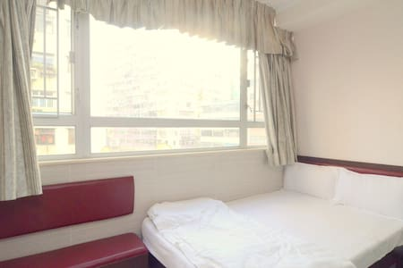 Huge window room near Jordan MTR W5
