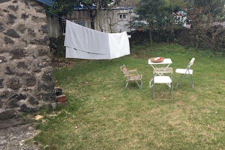 잔디 정원이있는 수산리 농가주택입니다 :-) 반려견 대환영이에요 - 서귀포시 - Hus