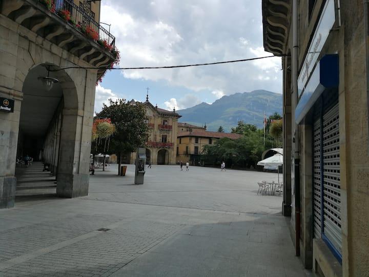 Piso en el centro de Oñati