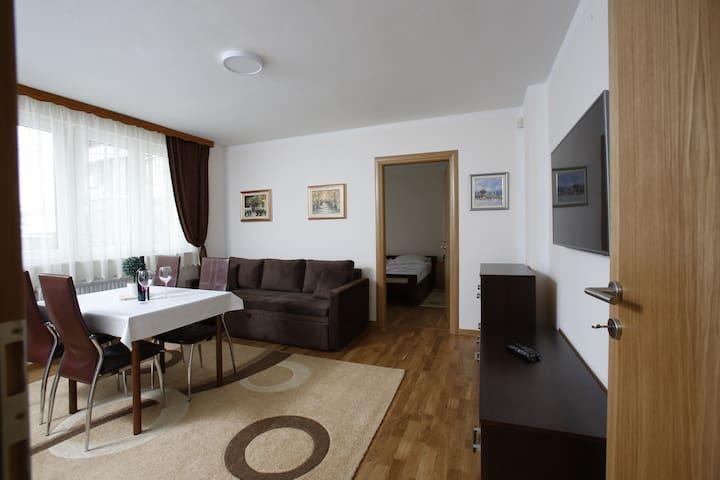 Down town flat A&A - Sarajevo - Apartment