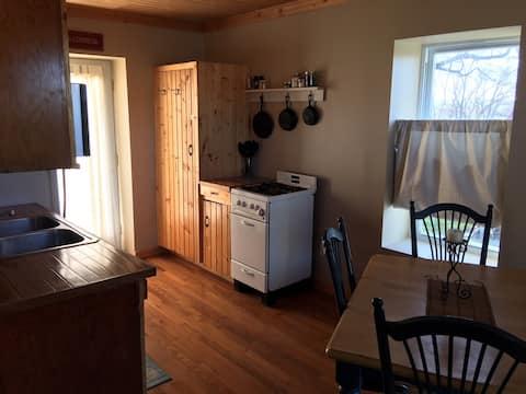 Quaint Upstairs Studio Apartment