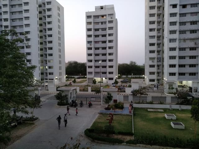 Entire 1 BHK 2nd Floor Flat Family or Executive C