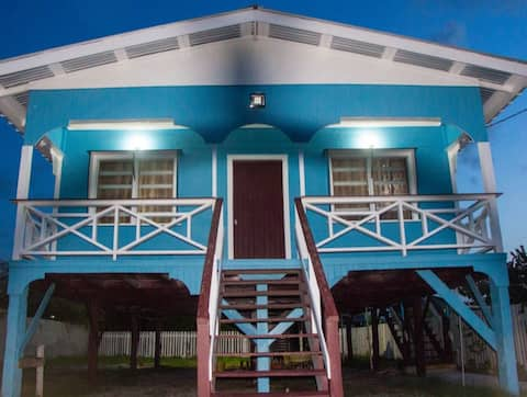 The Blue House - A Home Away From Home