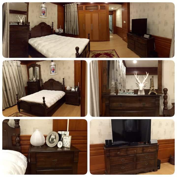 40 m2 bedroom in central dist 1, HCM