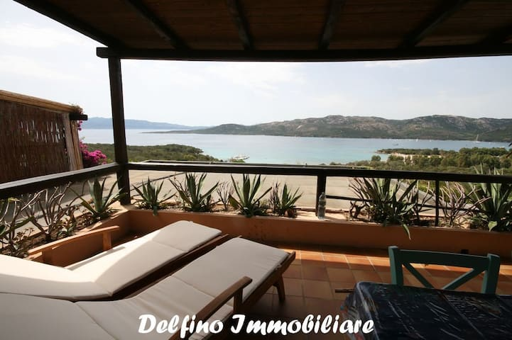 AB / 18 apartment beautiful sea view - Palau - Huoneisto