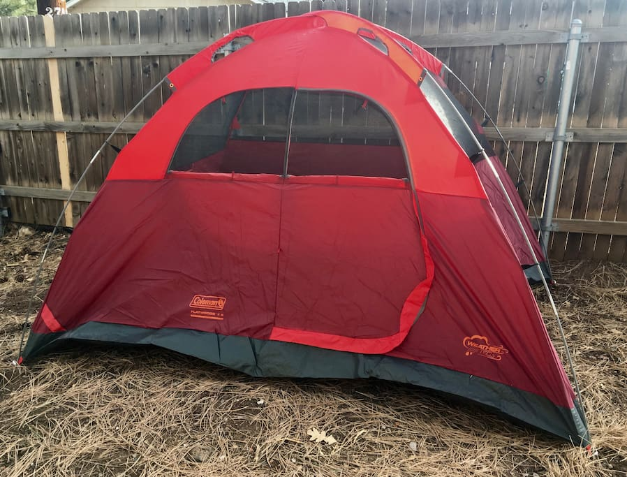 Tent with No Fly