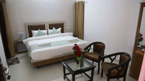 Cheapest Room in Tapovan