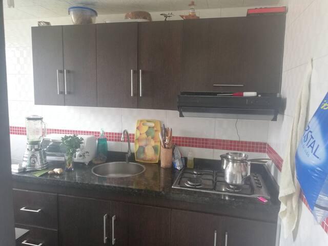 Habitación para persona hombre o mujer en Duitama