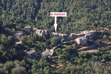 MAISON 6/10 PERSONNES,    (SUD DE BASTIA) - Monte - Haus
