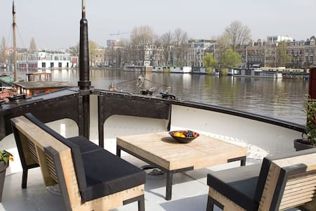 GP Amstel River Houseboat - Amsterdam - Vaixell