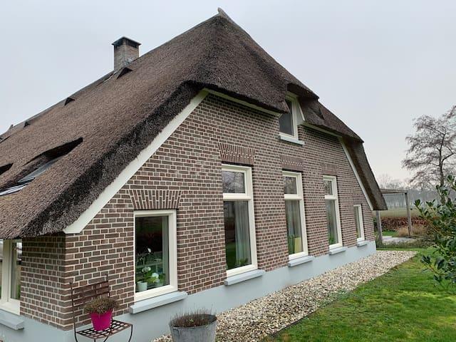 De Boerderij, Buitenplaats Ruitenveen, privé!
