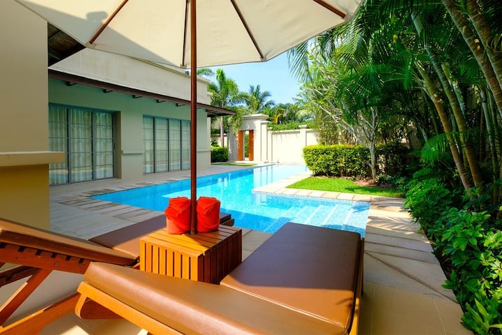 Luxury 2BR pool villa walk to Bang Tao beach 8