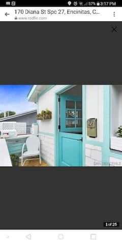 Charming beach bungalow in Leucadia!