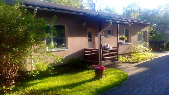 Private house with own entrance, 3 bedrooms