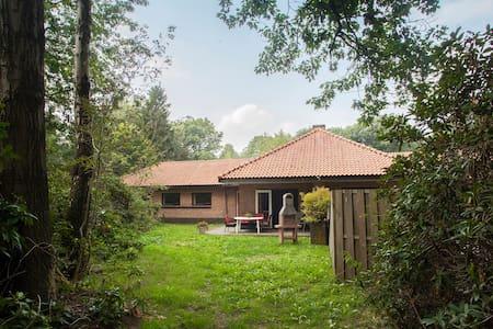Royale 90 m3 Rustig gelegen bungalow Horalaan 8-3