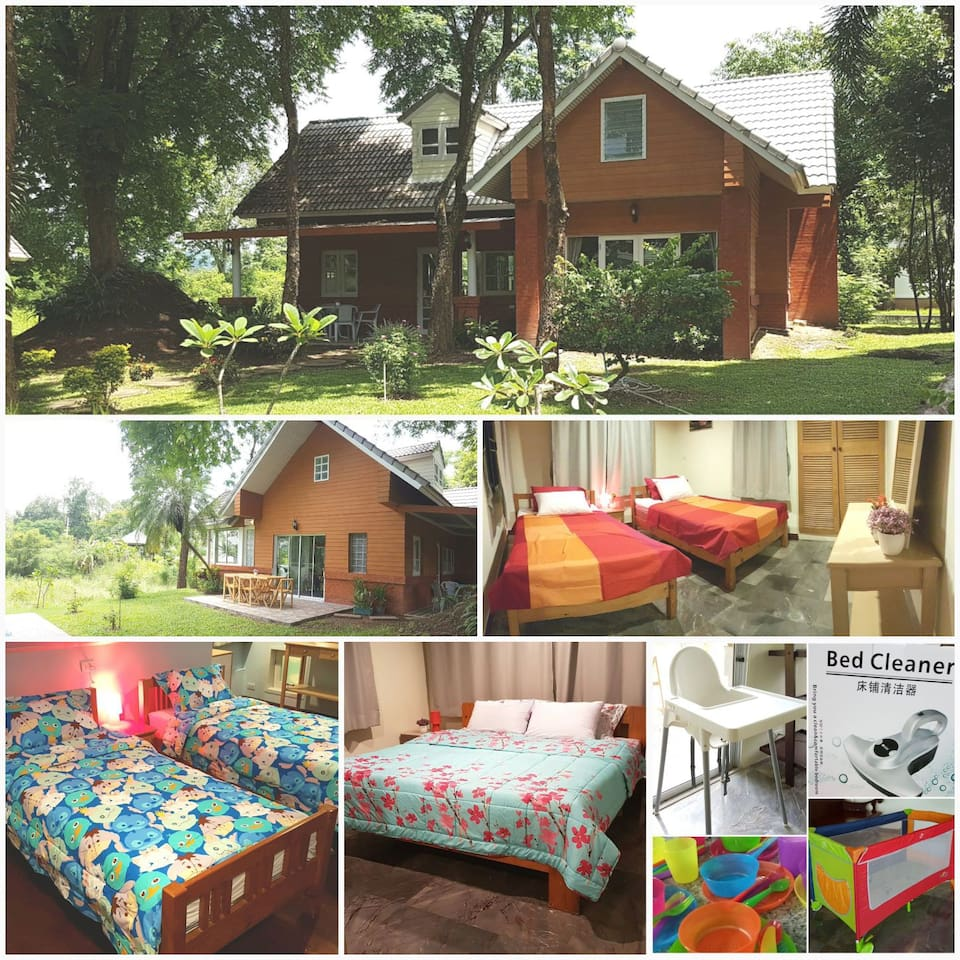 Family Cottage in Khao Yai