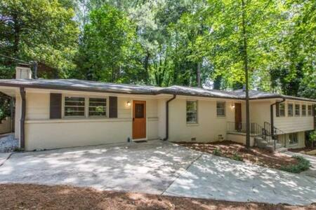 Full Guest Suite Near Emory | CDC | Decatur Square