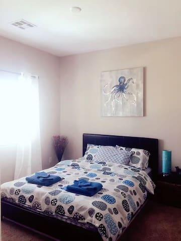Quiet、Comfortable、Ocean style - 拉斯维加斯 - House