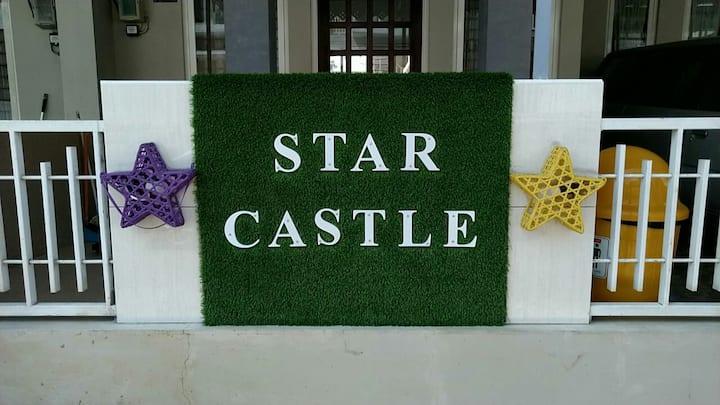 Star Castle:Cozy Home Batu Malang (Pool&Jacuzzi)
