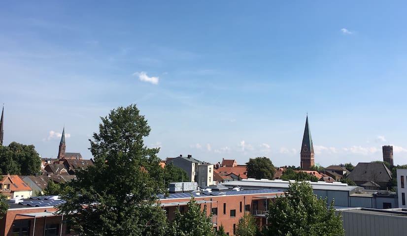 Exklusiv und zentral Lüneburg