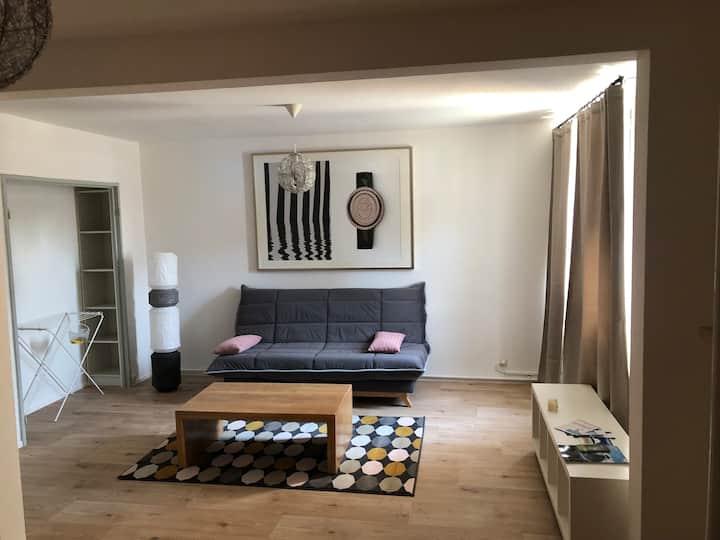 Appartement lumineux près des quais d'Allier